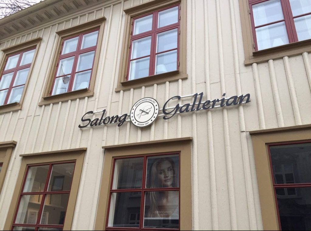 Salong gallerian logga