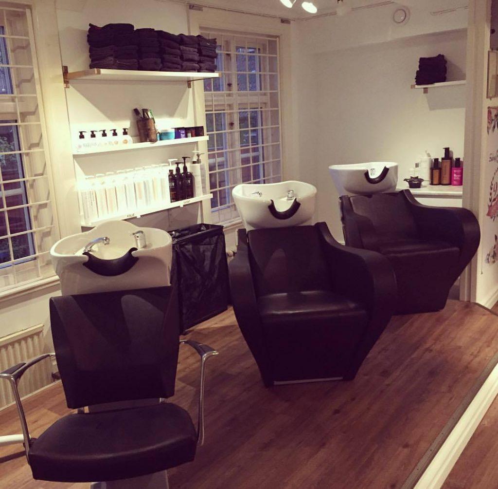 Salong gallerian shamponeringar